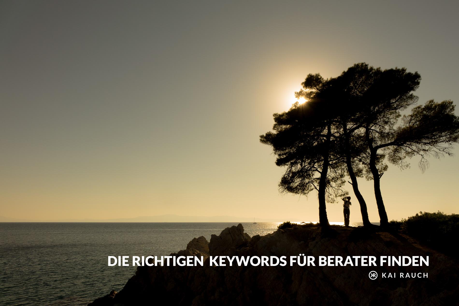 Die richtigen SEO-Keywords finden | Google-Suchbegriffe ...